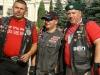 Слет байкеров в Мукачево