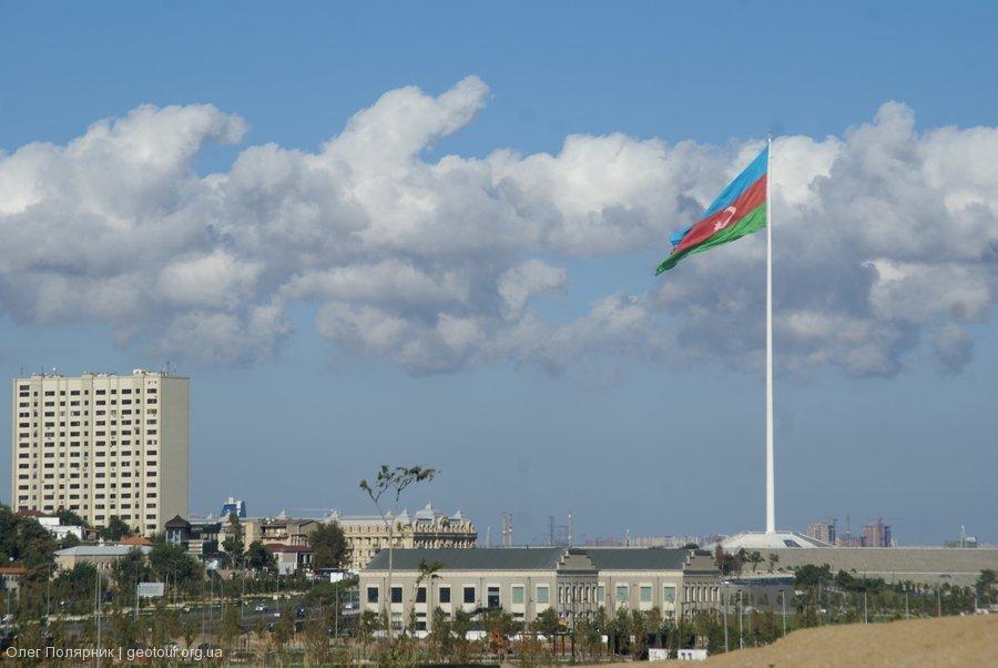 Грузия - Азербайджан - 063