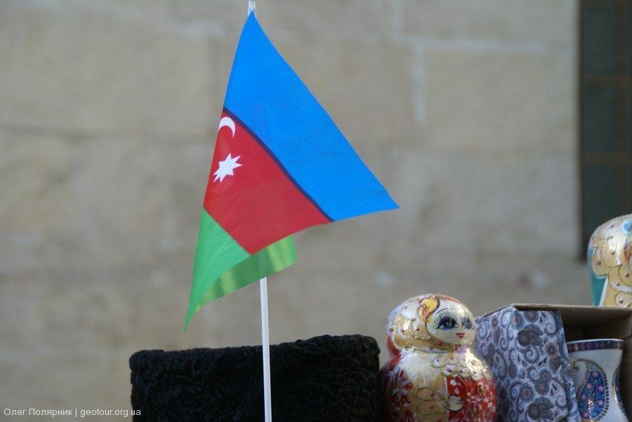 Грузия - Азербайджан - 076