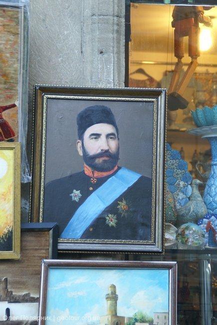 Грузия - Азербайджан - 080