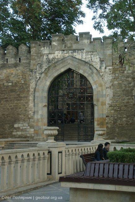 Грузия - Азербайджан - 087