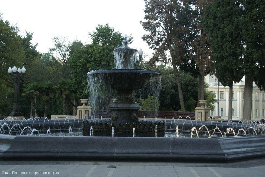Грузия - Азербайджан - 088
