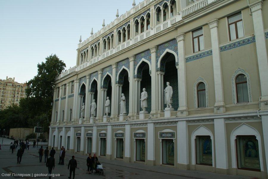 Грузия - Азербайджан - 089