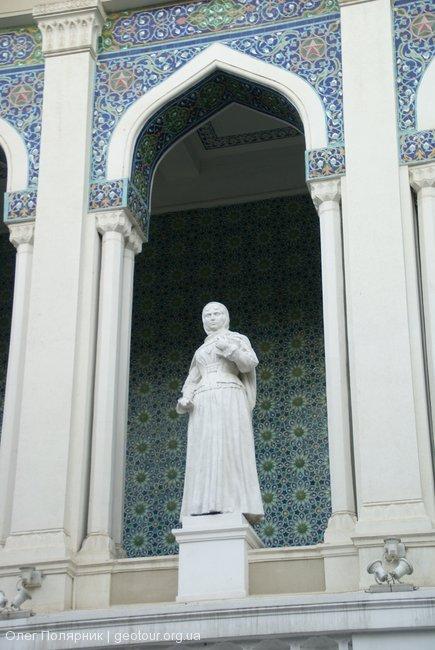 Грузия - Азербайджан - 090