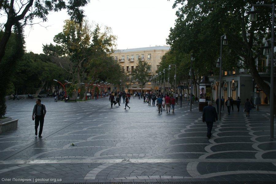 Грузия - Азербайджан - 093