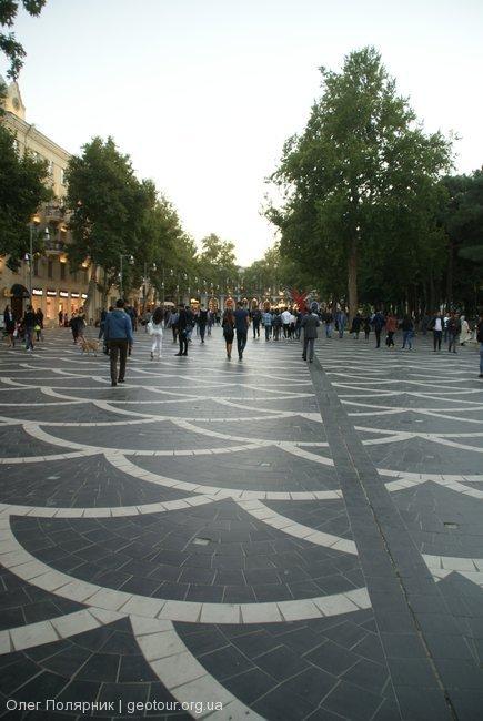 Грузия - Азербайджан - 096