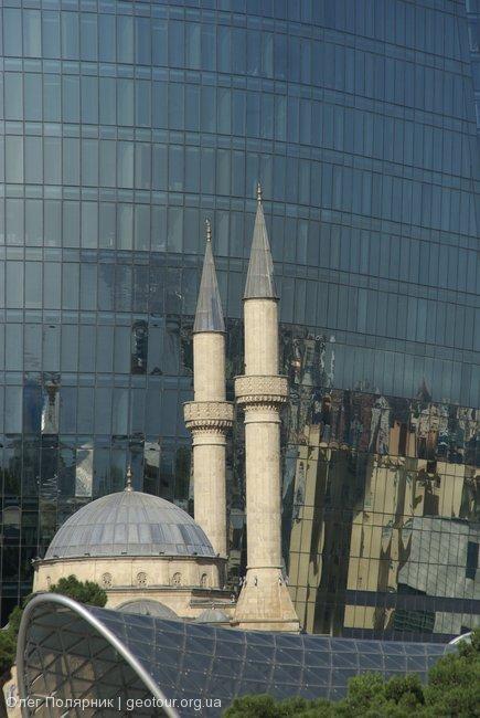 Грузия - Азербайджан - 110