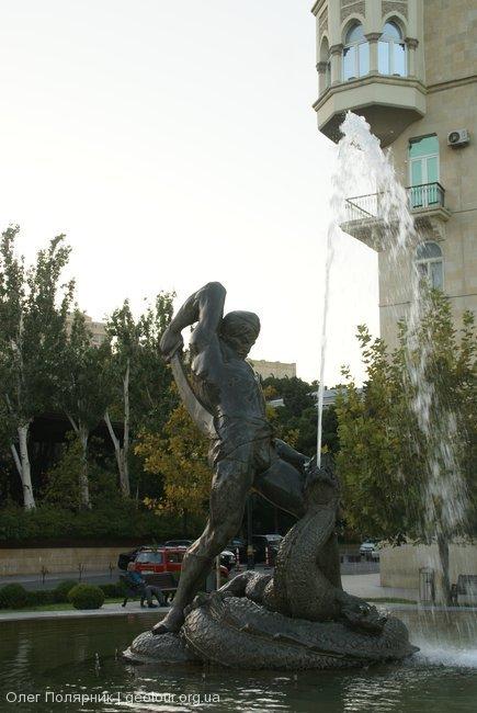 Грузия - Азербайджан - 138