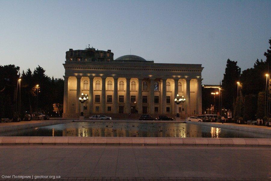Грузия - Азербайджан - 152