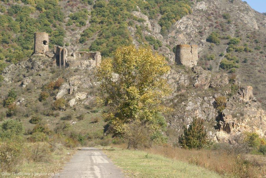 Грузия - Азербайджан - 186