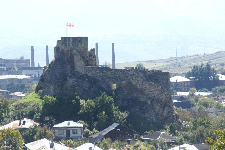 Грузия - Азербайджан - 038