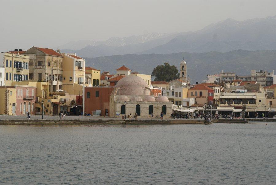Греция и Крит 2016