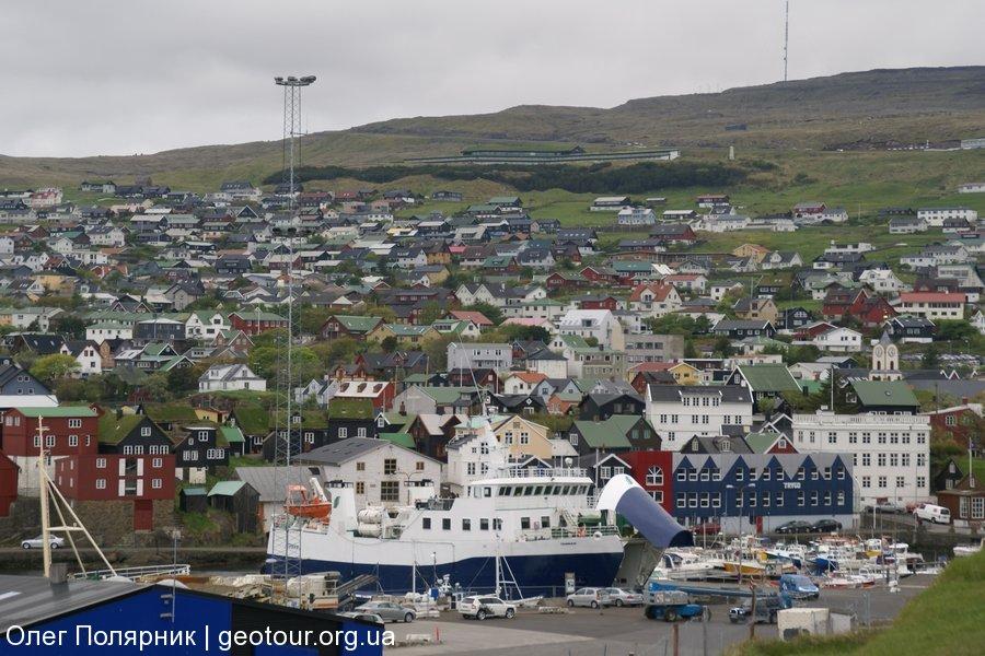 Исландия. Часть 0. Фареры