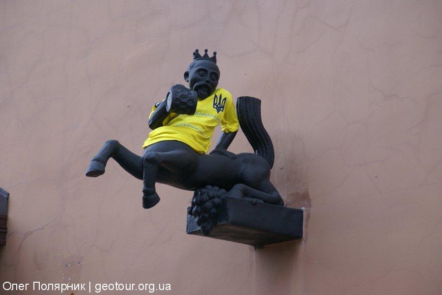 Euro 2012. Львовская фан-зона