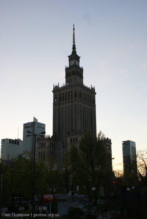 Путешествие по Прибалтике. 1. Польша