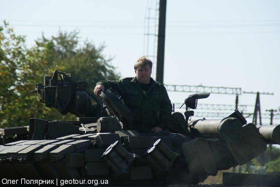 Вывод танков из Ужгорода. Часть 2