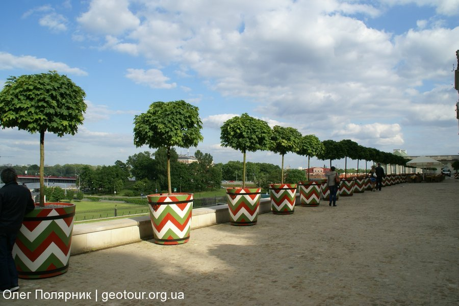 Путешествие в Варшаву